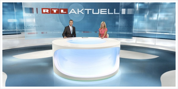 RTL aktuell On-Air-Design