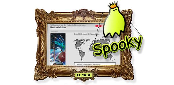Die gruseligsten Seiten im Netz - Kathrein