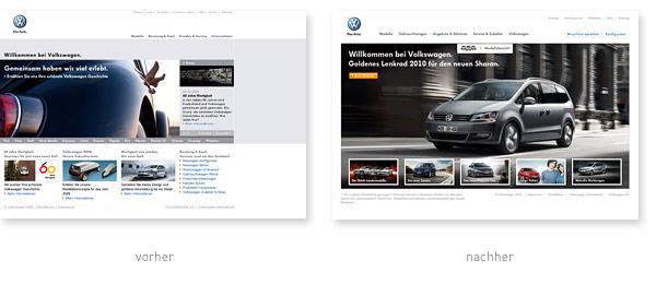 Volkswagen Relaunch