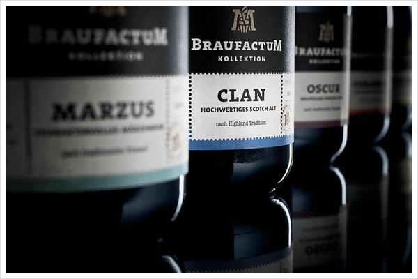Braufactum Bierkultur Label