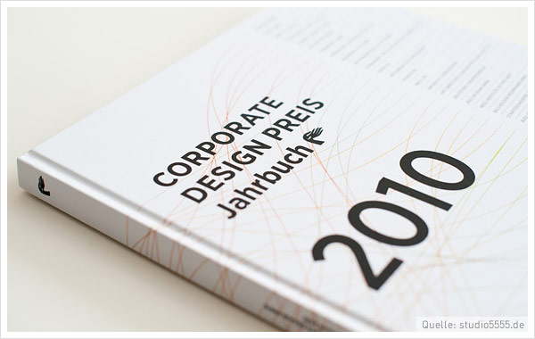 Corporate Design Preis Jahrbuch 2010