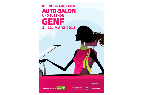 Auto Salon Genf 2011