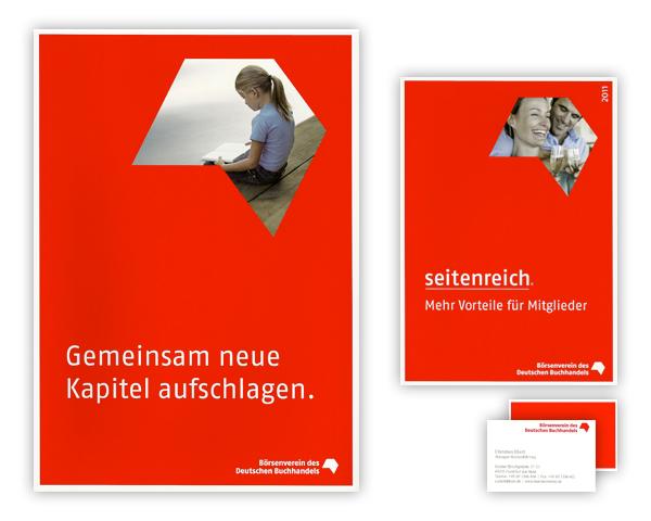 Börsenverein des Deutschen Buchhandels Corporate Design