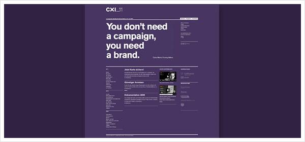 cxi-Konferenz 2011