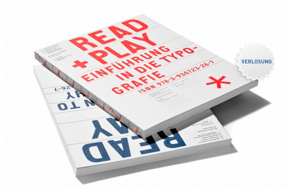 Read + Play - Einführung in die Typografie