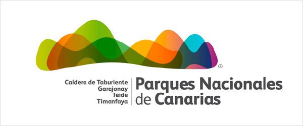 parques nacionales de canarias logo