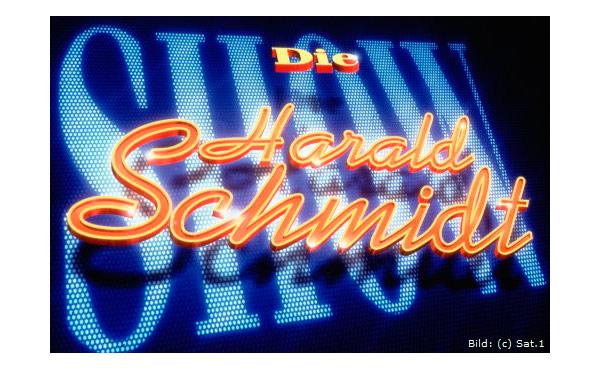 Harald Schmidt Logo 1995–2003