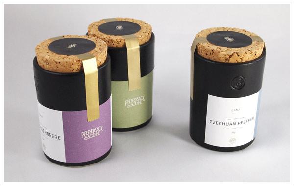 Pfeffersack & Soehne Verpackungsdesign