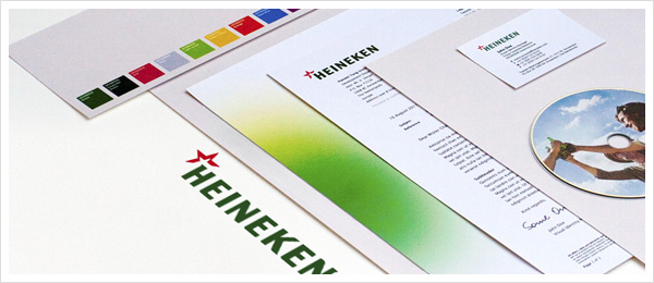 Heineken Corporate Design