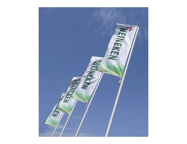 Heineken Flaggen