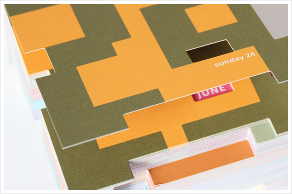 Time Cube Tischkalender 2012