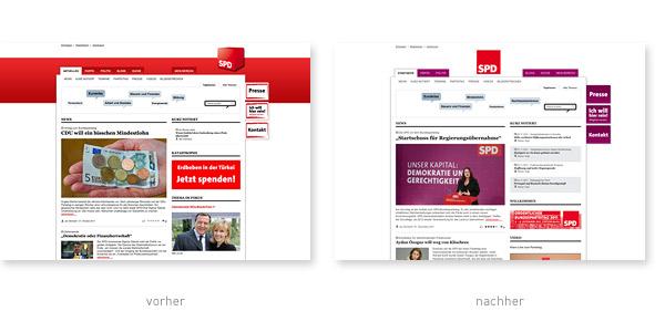 Relaunch SPD