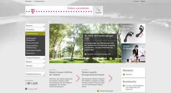 Telekom Relaunch