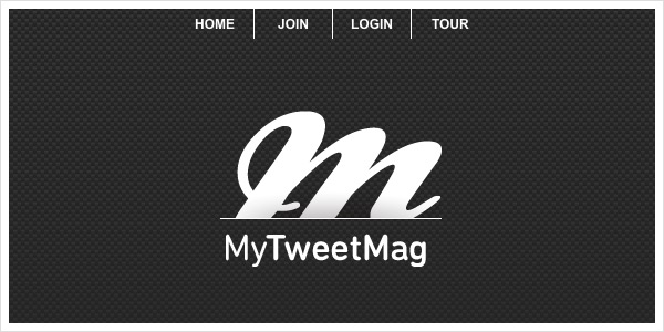 Design MyTweetmag