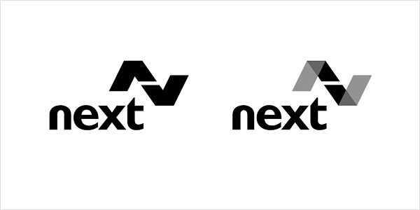 Design NEXT Logoherleitung