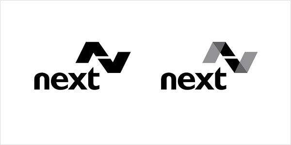 Design NEXT Logoherleitung