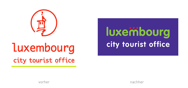 Luxembourg City Tourist Office Logo