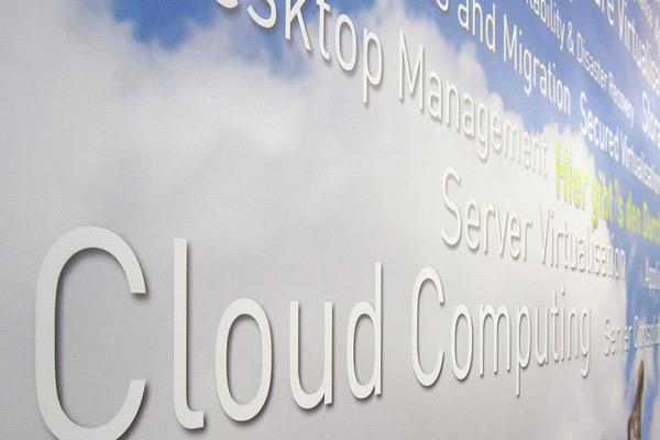 CeBIT 2012 Cloud Keyvisual