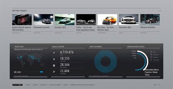 Mercedes-Benz com Footer
