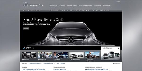 Mercedes-Benz Startseite