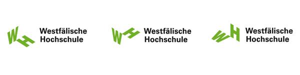 Westfälische Hochschule Logo Varianten
