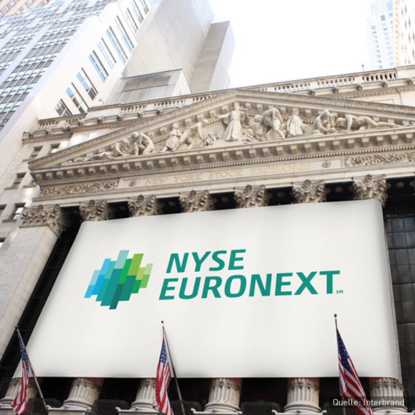 NYSE Euronext Stock Exchange New York