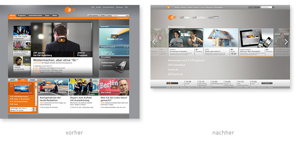 ZDF Relaunch 2012
