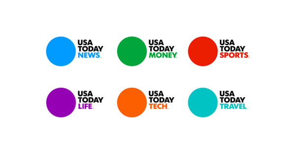 USA TODAY Logos