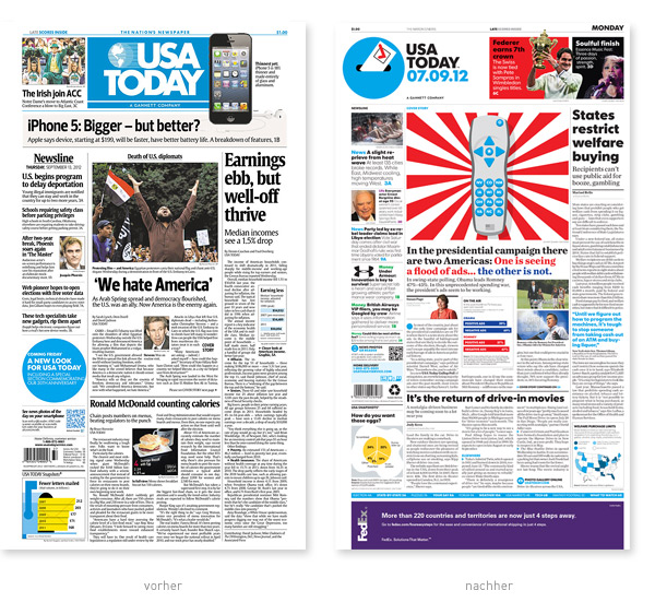 USA TODAY Relaunch