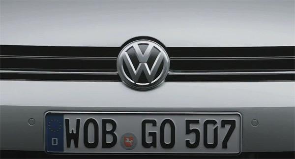 Volkswagen Markenzeichen  Golf 7