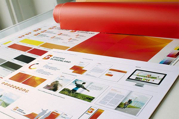 Energie Burgenland Design