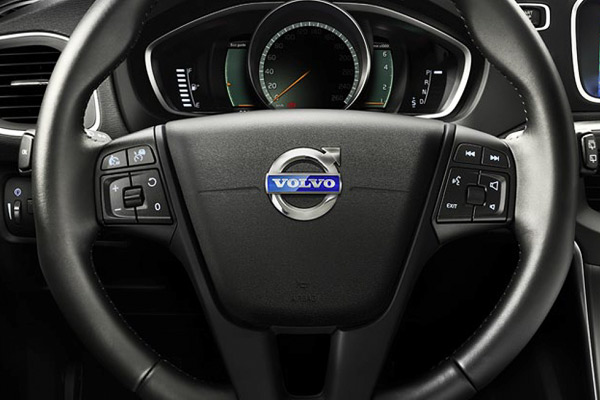 Volvo Neues Logo Markenzeichen