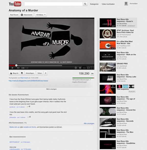 "YouTube Detailseite"" title="
