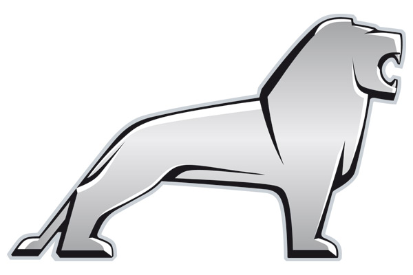 MAN Löwe Markenzeichen Logo