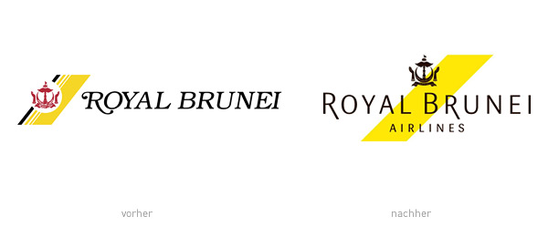 Royal Brunei Logo