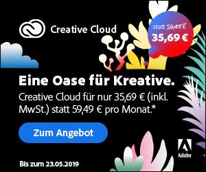Adobe Open Promo