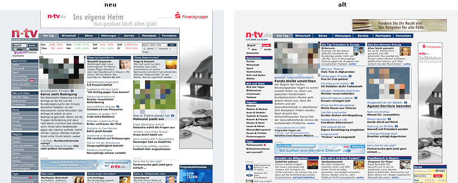 n-tv.de Relaunch