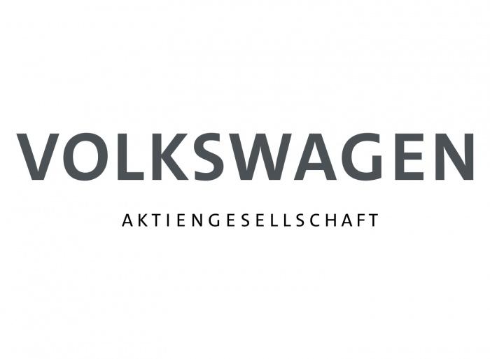 Volkswagen AG Logo, Quelle: Volkswagen AG