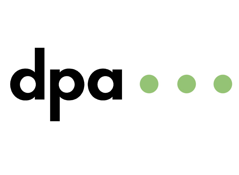 dpa Logo (2007), Quelle: dpa