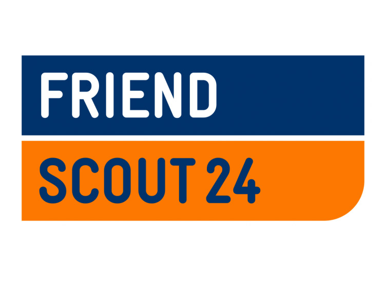 Friendscout24 Logo, Quelle: Scout24