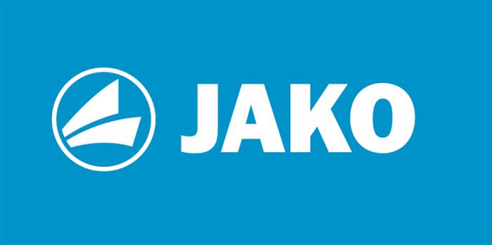 JAKO mit neuem Logo