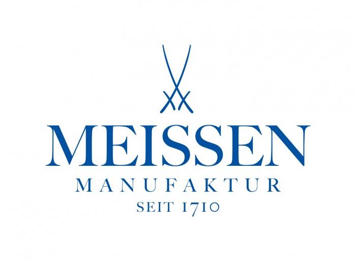 Meissen Logo (2009), Quelle: Staatliche Porzellan-Manufaktur Meissen