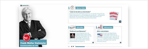 steinmeier-website