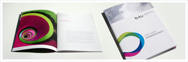 BTU Cottbus – Broschüre