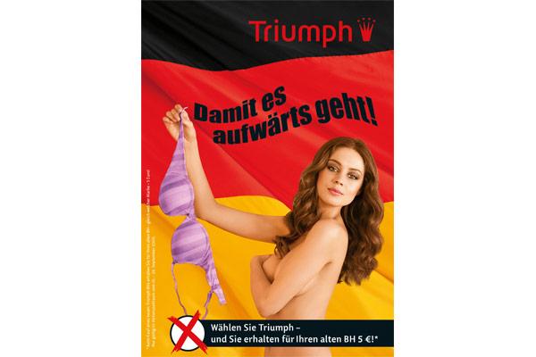 triumph-anzeige