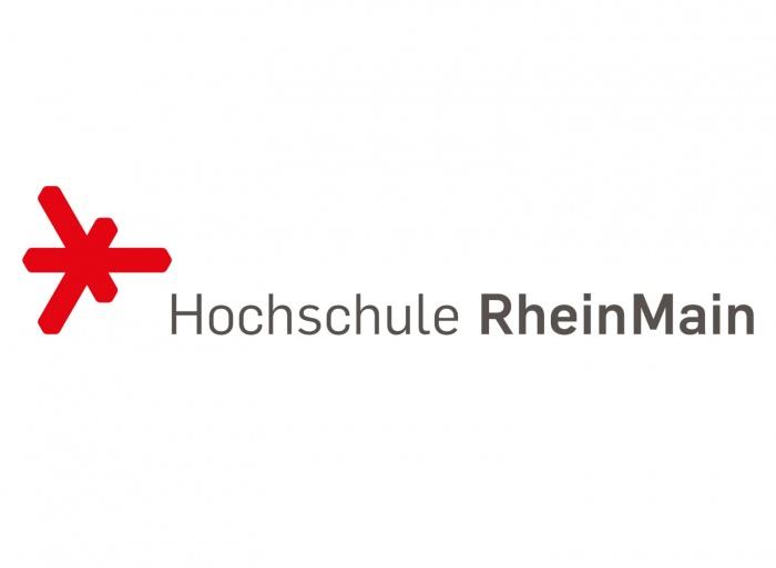 Hochschule RheinMain Logo, Quelle: HS RheinMain