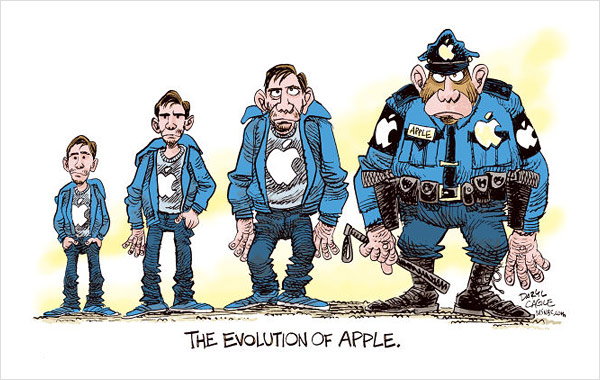 the-evolution-of-apple