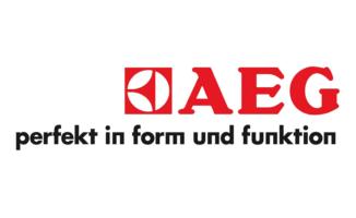 AEG Logo – perfekt in form und funktion