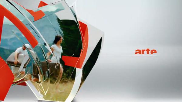 ARTE On-Air-Design