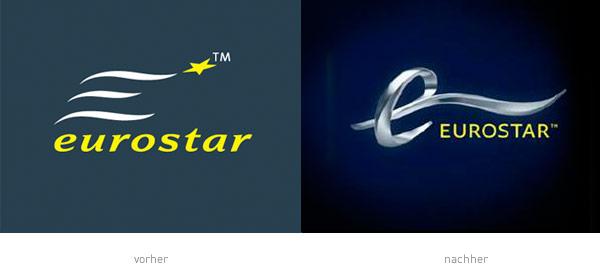 Eurostar Logos